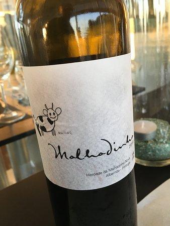 Evaristo: Très bon vin