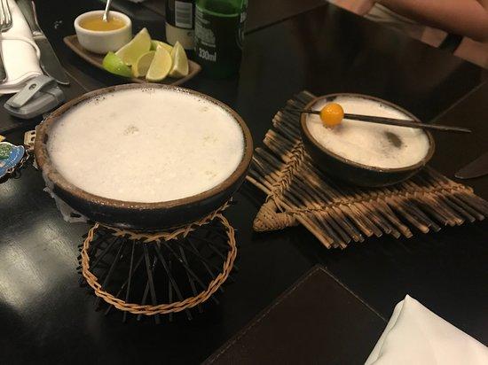 Moquem do Banzeiro: Drinks