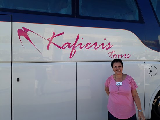 Kafieris Transfers and Tours