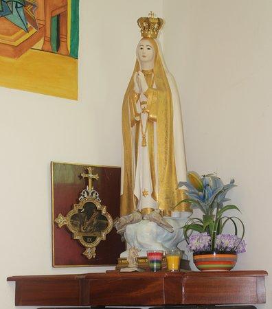 Boca Chica, República Dominicana: Statue