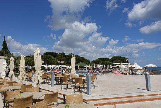 Grande Real Santa Eulalia Resort & Hotel Spa: La plage
