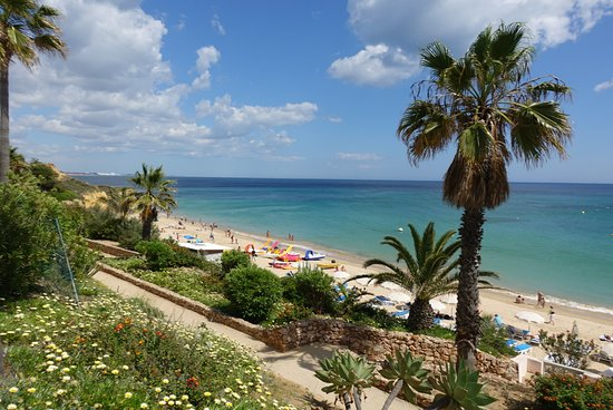 Grande Real Santa Eulalia Resort & Hotel Spa: Vue depuis le restaurant