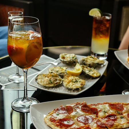New Orleans Social House: appetizers