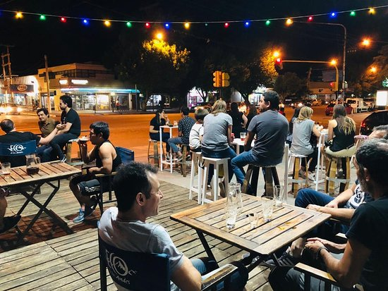Тунуйян, Аргентина: Meetigf Point