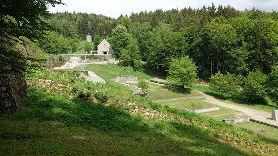 Flossenburg- valley of death