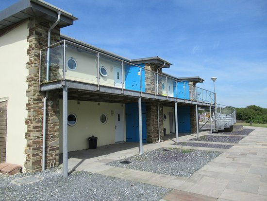 Retallack Resort and Spa: Ingang Classic Apartment 1 aan het meer