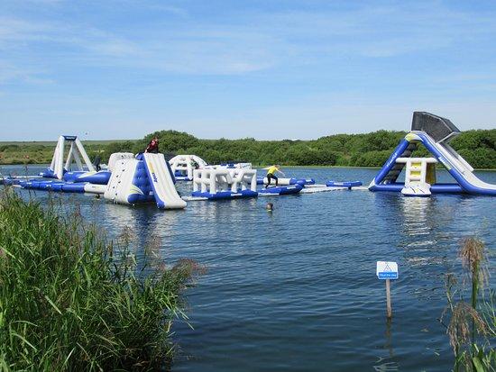 Retallack Resort and Spa: Aqua park