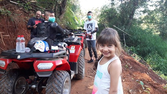 Ban Pong ATV Off-road: ATV CHIANG MAI THAILAND