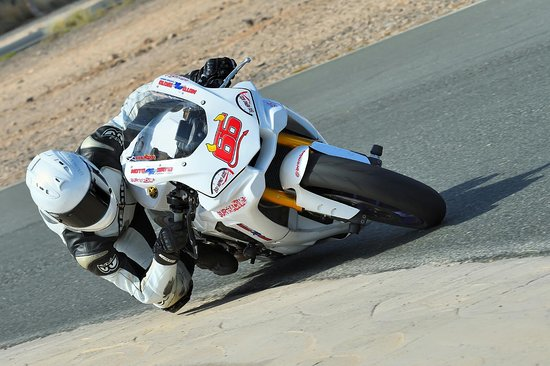 Granadilla de Abona, Spain: Ala Racing Moto School.