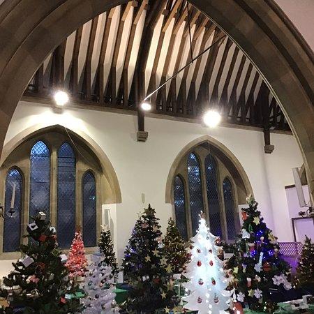 Christmas in St John's Hythe, Hampshire