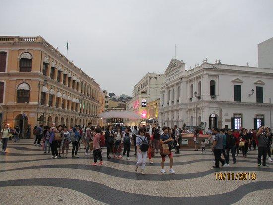Largo do Senado (Senado Square): Senado Square