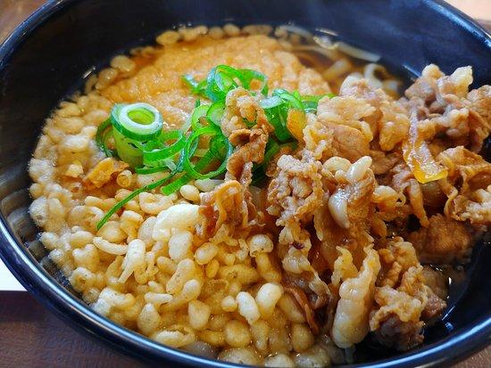 ロカボ牛麺のUP。