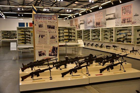 Tel Aviv, Israel: Israel Defense Forces History Museum