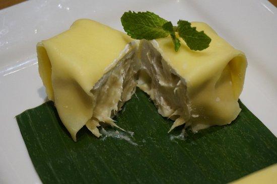 durian pancake