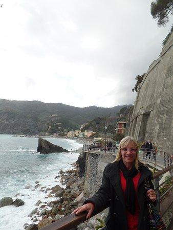 Liguria, Italy: Mar da ligúria e eu! Riviera italiana, beleza para todos os gostos!!!