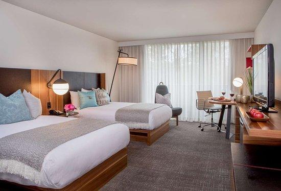 DoubleTree by Hilton Hotel Atlanta - Marietta: Guest room