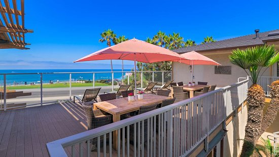 Pacific views from our beloved Sundeck