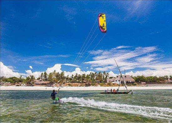wind rafting