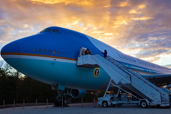 Оксон-Хилл, Мэриленд: Air Force One