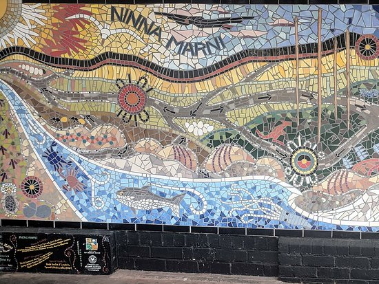 Aboriginal Art at Outer Harbour