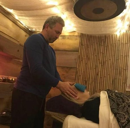 Energy healing from Terry