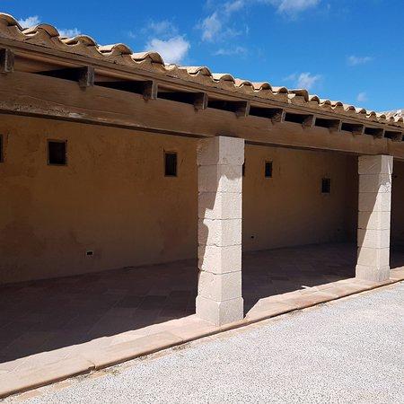 Roman fort FREE  in walking distance