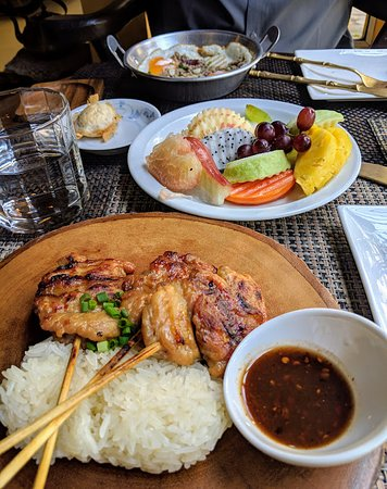 Authentic Thai breakfasts :)