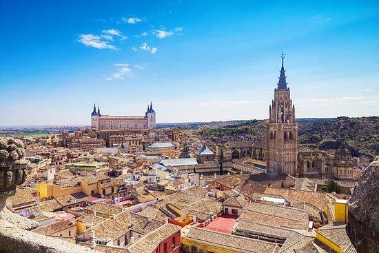 马德里托莱多全日游,包括大教堂入场和典型午餐