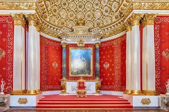 Tour privado por el Hermitage y el...