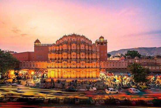 Excursão de um dia a Jaipur (cidade...