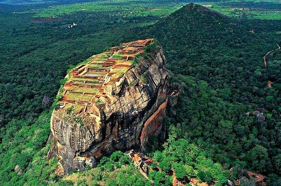 Sigiriya Rock Fortress and Cave...