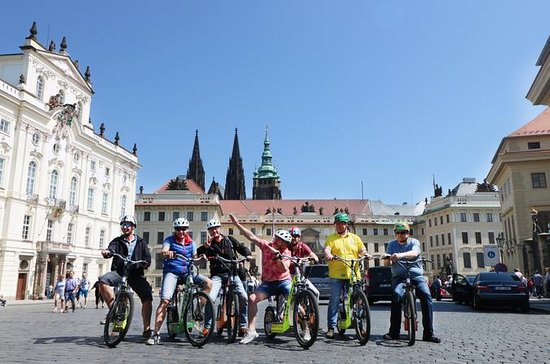 3H Private Glorious E-scooter tour