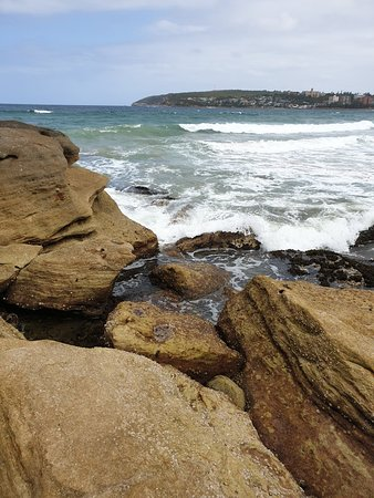 Queenscliff, Australien: Lovely location beautiful beaches great place to sit and enjoy the world and the views