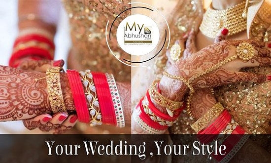 Latest Wedding Jewelry Designs 2019 | MyAbhushan.com This wedding season, MyAbhushan.com is bringing the whole new bridal collection whose every single piece is a tribute to our gorgeous Indian brides. The wedding day is the most special for a bride, and we aim at making it the best day of her life with some alluring bridal jewellery that will make her day a lot memorable. Handmade jewellery has a unique aura and an unmatchable brilliance. visit https://www.myabhushan.com/.