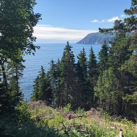 Cabot Trail-bild
