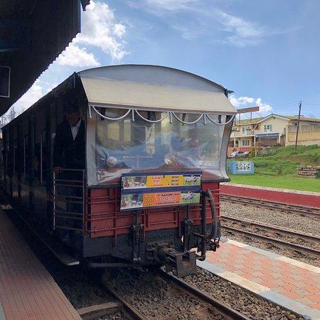 A memorable scenic heritage ride