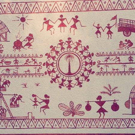 MPT Jungle Resort, Udaigiri: Rural Art