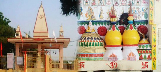 Kashi Baba Mandir is one of the most famous Hindu temples dedicated to Shiv Avatar. It is located in Most of Places, Joura, Morena and Gwalior India.