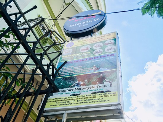 Văn Phòng San Hô Việt Viet Coral Tourist Office