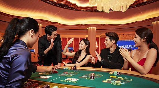 Landing Casino