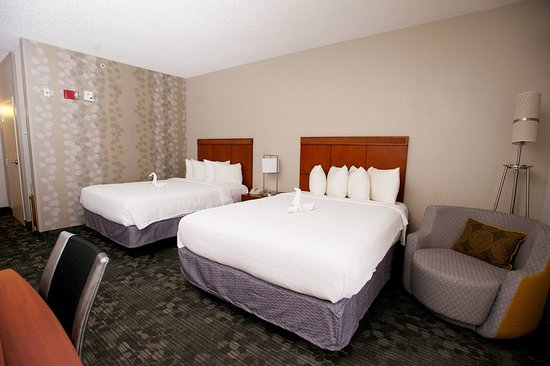 Μπέντφορντ, Τέξας: Guest room
