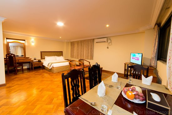 Interior - Picture of City Hotel Yangon, Yangon (Rangoon) - Tripadvisor