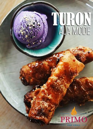 Primo Pop Grill: Turon Ala Mode