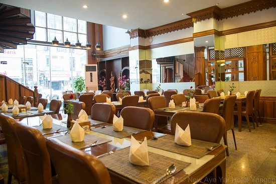 City Hotel Yangon Photo