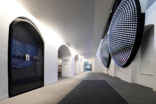 Инсбрук, Австрия: Eingangsbereich Swarovski Kristallwelten Store Innsbruck.