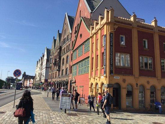 Det Hanseatiske Museum og Schoetstuene: ハンザ同盟の博物館