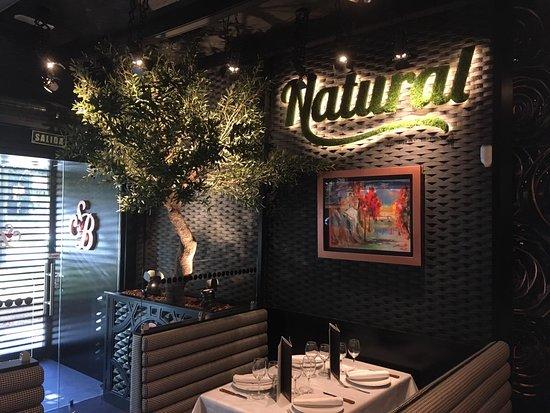 Restaurante Santa Belinda: Foto interior