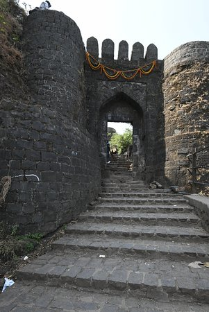 Pune, India: Sinhagad Fort