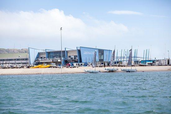 Isle of Portland, UK: Weymouth and Portland National Sailing Academy