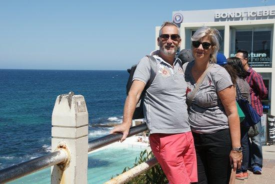 Bondi Beach: bondi iceberg